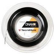 Naciąg Tecnifibre DNAMX squash szpula 200m czarny