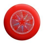 FRISBEE DISCRAFT USBR BRIGHT RED 175 G