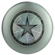 FRISBEE DISCRAFT USSS SILVER 175 G