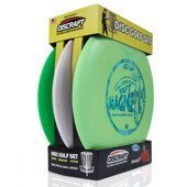 Frisbee Discraft Disc Golf Set Beginner DSSB 6