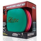 Frisbee Discraft Disc Golf Set Deluxe Bag DSS4 3