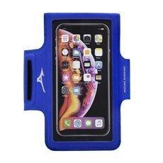 Mizuno opaska naramienna na telefon - niebieska