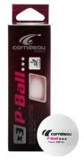 Piłeczki do ping ponga Cornilleau P-Ball ITTF kpl. 3szt.
