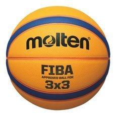 Piłka do koszykówki 3x3 Molten B33T5000