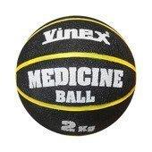 Piłka lekarska rehabilitacyjna VMB-L002 2kg