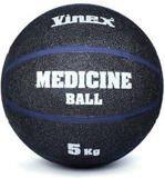 Piłka lekarska rehabilitacyjna VMB-L005B 5 kg