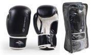 Rękawice bokserskie SMJ Hawk Black 2016