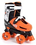 Wrotki ANIMAL Planet  PANTERA  AP-0126A  BLACK/ORANGE