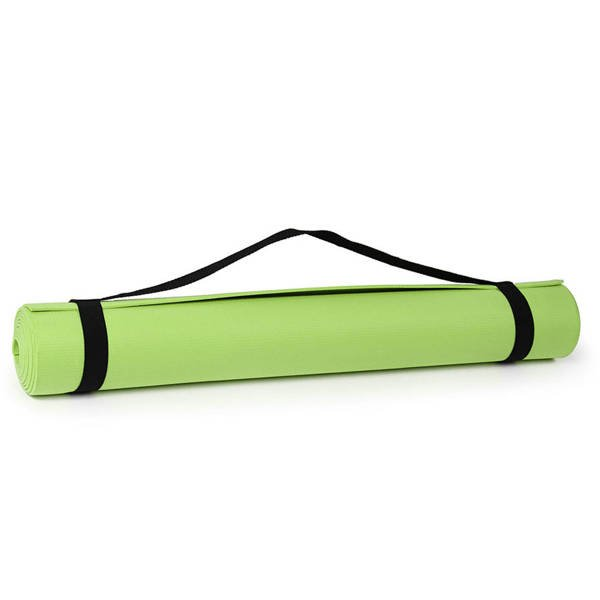 Mata do yogi YG006 EVA 3mm green