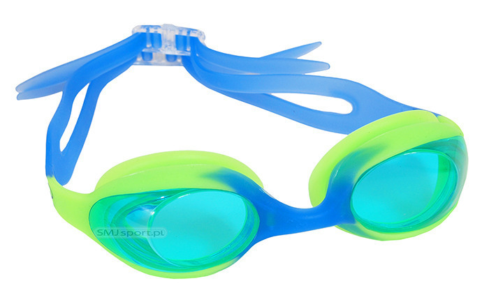 Okularki pływackie SMJ Sport G-440-9 Jr.