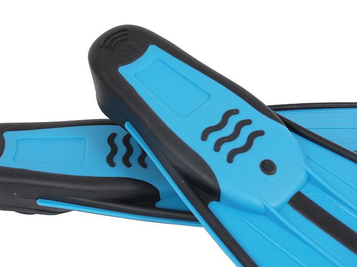 Płetwy do pływania nurkowania Smj Sport F23 Junior