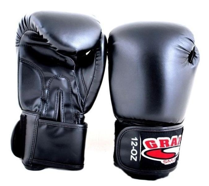 Rękawice bokserskie SMJ Top Ten DX Rexin