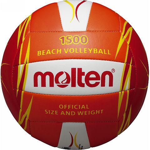 V5B1500-RO Piłka siatkowa Molten Beach 1500 plażowa